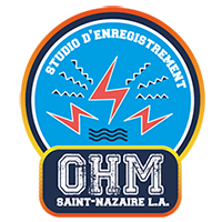 Studio d'enregistrement OHM Logo