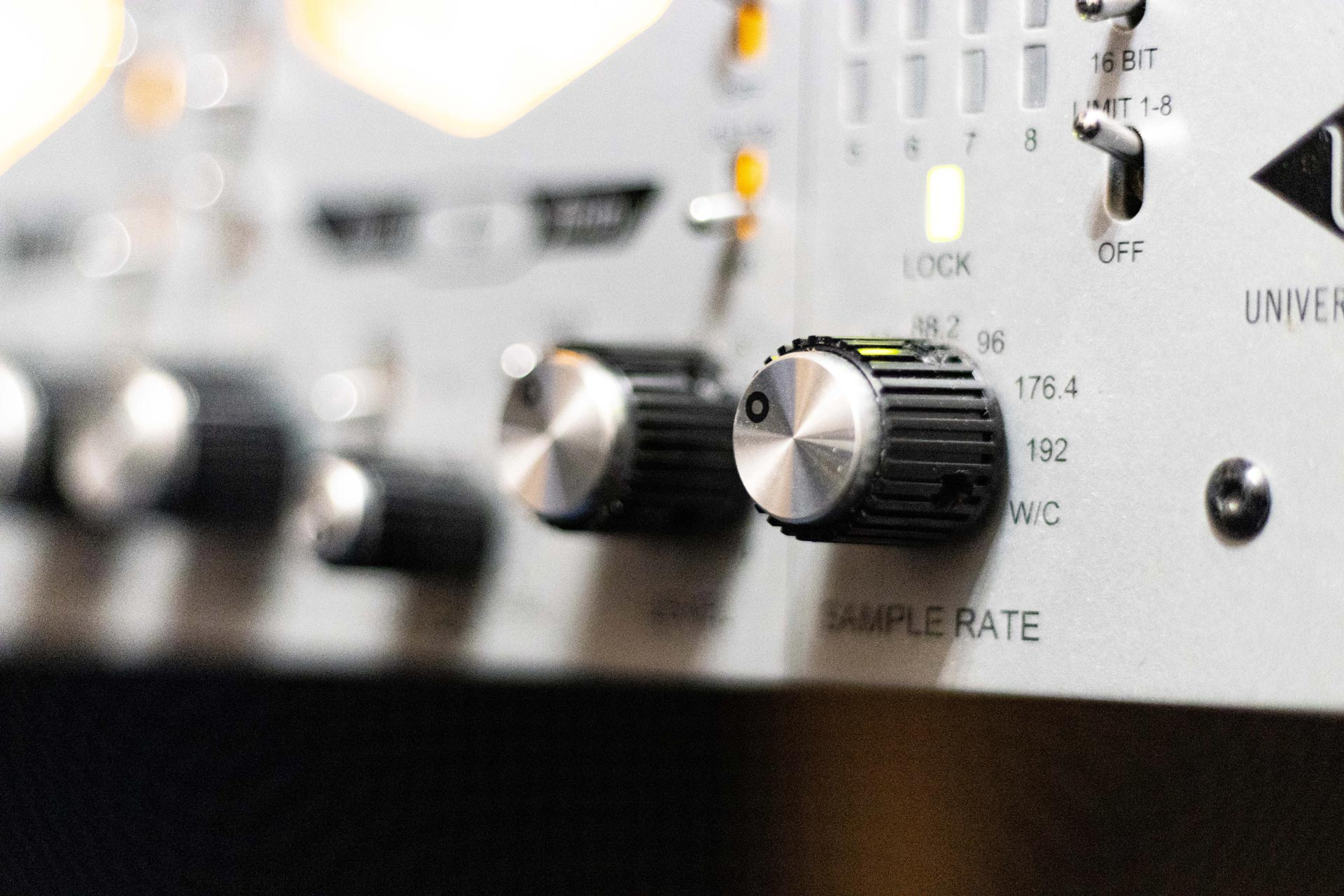 Studio d'enregistrement OHM - poter © Droits réservés : Maelwenn LEDUC